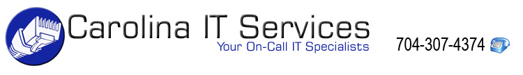 Carolina IT Services - 704-307-4374